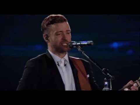 Justin Timberlake- What Goes Around Comes Back Around Live