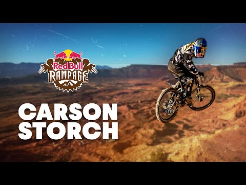 Carson Storch GoPro Qualifier Run - Red Bull Rampage 2014