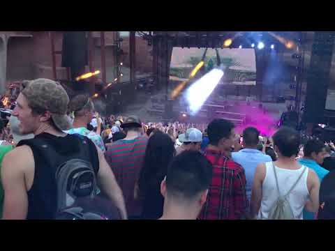 Alison Wonderland - I Want U - Red Rocks Amphitheatre