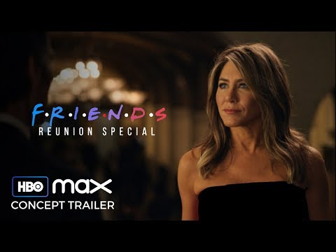 FRIENDS Reunion Special (2021) Trailer 2   HBO MAX