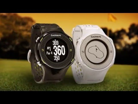 Garmin Approach S4 GPS Golf Watch   Black