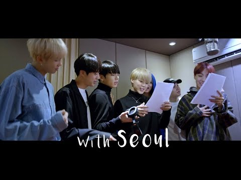 With Seoul by BTS (видео)