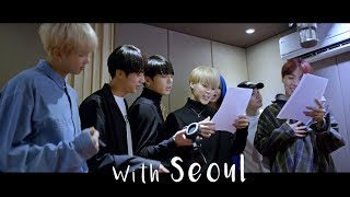 Video With Seoul by BTS MP3, 3GP, MP4, WEBM, AVI, FLV April 2019