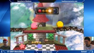 Classic: Mew2King playing Smash 64 in a tournament grand finals!