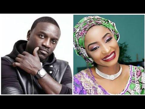 Shin Da Gaske Ne Rahama Sadau Tana Soyayya Da Mawaki Akon? | Kannywood News | HausaTop News