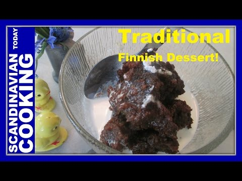 Mämmi – Happy Easter! Time to make some the Finnish Mämmi!