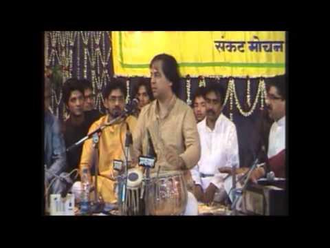 tabla gharana - Sankat Mochan Sangeet Samaroh - 2012 www.sanjusahai.com www.sahaisangeetalaya.co.uk.