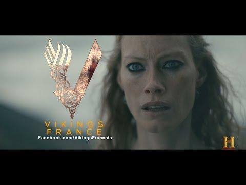 Vikings: Season 4 - Exclusive Sneak Peek Vikings France - HD
