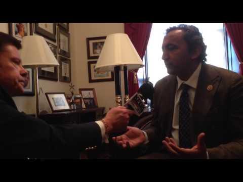 Ed Crane Interviews Sacramento Congressman Ami Bera