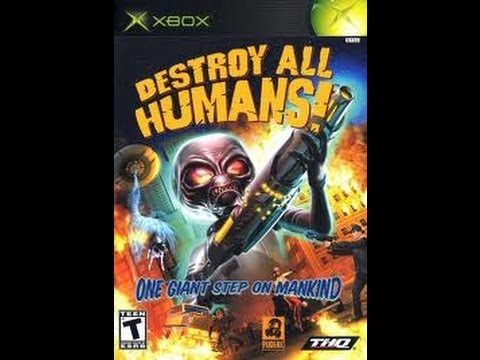 destroy all humans xbox 360 cheats