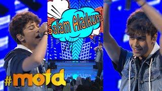 Video Harris J 'Salam Alaikum' Indonesia dan RCTI [MOTD] [30 Nov 2015] MP3, 3GP, MP4, WEBM, AVI, FLV Maret 2018