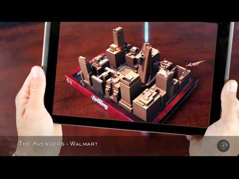 augmented reality - We are leaders in Augmented Reality and this is what we do.