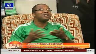 Lessons From Ethiopia: Nigerian Fans Must Change Their Attitude -- Aluo