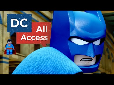 clip - LEGO Batman: Be-Leaguered is an all-new special coming to Cartoon Network, and DC All Access has an exclusive clip. Will Batman join the Justice League? Or will Superman's plans fall apart...