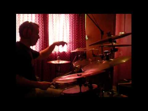 Aaron Spears Grammys Drum Fill (flipped vid)  Drum Lesson