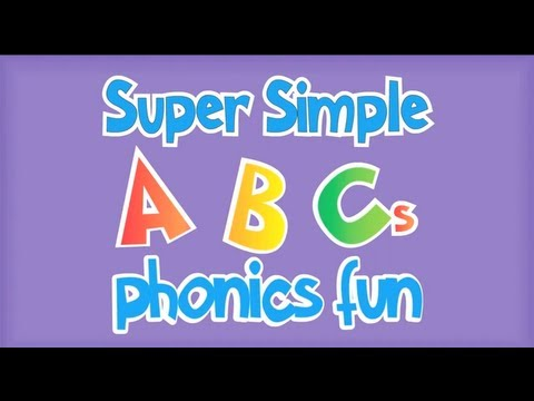 abcs phonics song r z