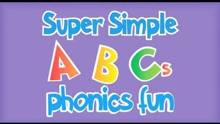 Practice for phonics for letters R-Z with this video from Super Simple Learning.