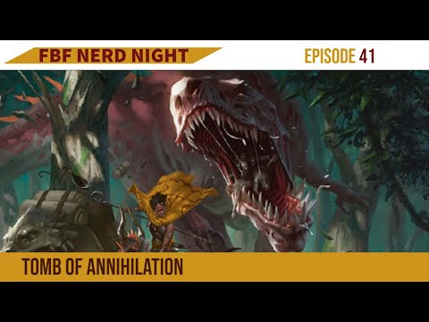 Video thumbnail for Dungeons and Dragons – Tomb of Annihilation – Episode 41