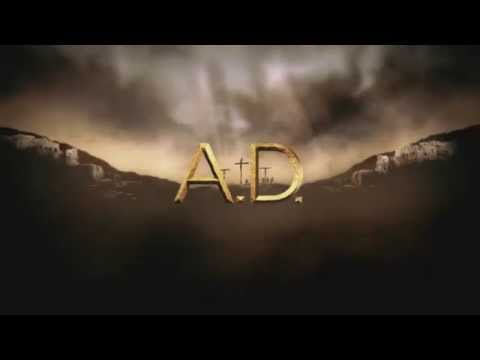 A D: The Bible continues official trailer 2015