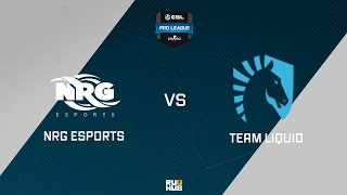 Liquid vs NRG, game 1