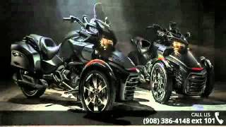 8. 2016 Can-Am Spyder F3-T Limited Special Series - Flemingt...