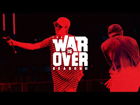 THE WAR IS OVER 2 : J$R | RAP IS NOW