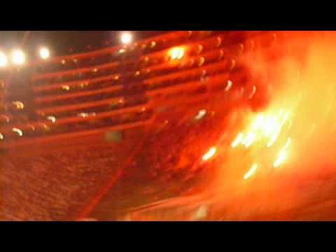 Video - Espectacular salida de UNIVERSITARIO DE DEPORTES - TRINCHERA NORTE - HUACHO PRESENTE - Trinchera Norte - Universitario de Deportes - Peru
