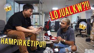 Video SEPATU 40 JUTA TAPI KW?!! ANJAYYY!! MP3, 3GP, MP4, WEBM, AVI, FLV Mei 2019