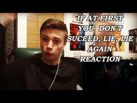 PRETTY LITTLE LIARS - 1X15 IF AT FIRST YOU DON'T SUCCEED, LIE LIE AGAIN REACTION