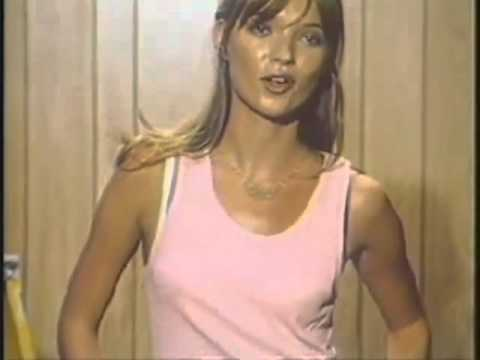 CK Jeans Kate Moss TV Commercial