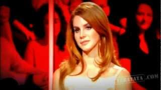 "Lana Del Rey says ""Shut up"" during an interview!"