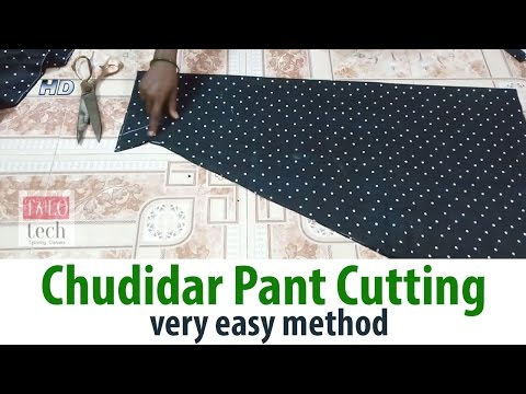 Video Chudidar Pant cutting easy method churidar pant cutting Salwar Pants download in MP3, 3GP, MP4, WEBM, AVI, FLV January 2017