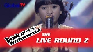 "Video Tasya ""Feeling Good"" I The Live Rounds I The Voice Kids Indonesia GlobalTV 2016 MP3, 3GP, MP4, WEBM, AVI, FLV Maret 2018"