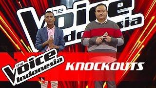 Video Ronald vs Robin | Knockouts | The Voice Indonesia GTV 2018 MP3, 3GP, MP4, WEBM, AVI, FLV Januari 2019