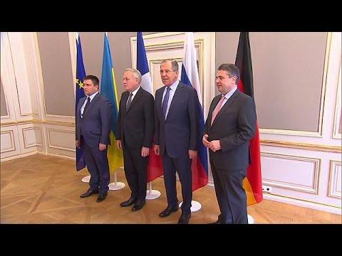 Λαβρόφ: Στις 20 Φεβρουαρίου τίθεται σε εφαρμογή η εκεχειρία στην Αν. Ουκρανία