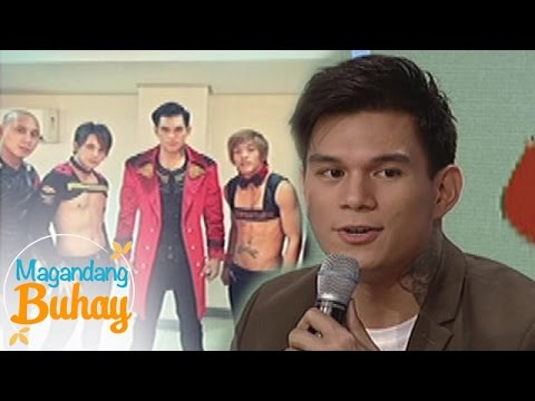 Magandang Buhay: Zeus Collins used to be a part of several dance groups