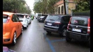 1° Raduno Ford Focus RS MKII 17/04/2010 Bologna 2