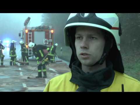 Battenberg: Sieben Verletzte bei Verkehrsunfall