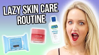 Skincare Routine for Lazy Girls! by Clevver Style