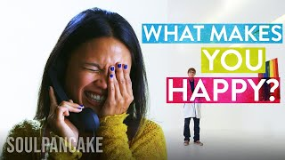 SoulPancake - An Experiment In Gratitude | The Science Of Happiness