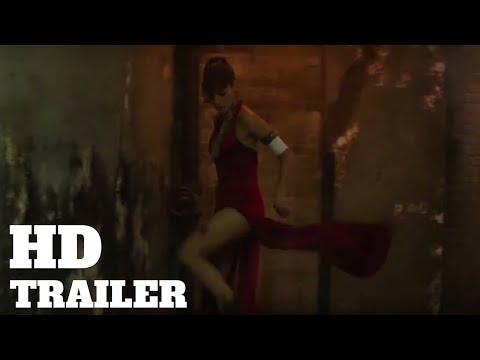 Hotel Artemis 2018 Trailer #1 Batista, Charlie Day, Jodie Foster