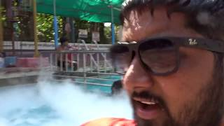 SWIMMING IN DRY ICE POOL EXPERIMENT | ICE Swimming Pool In India Hindi vlog