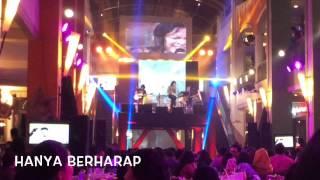 GIGI - Meja Ini (Video Lirik) At Citos - Jazzy Nite 14 November 2014