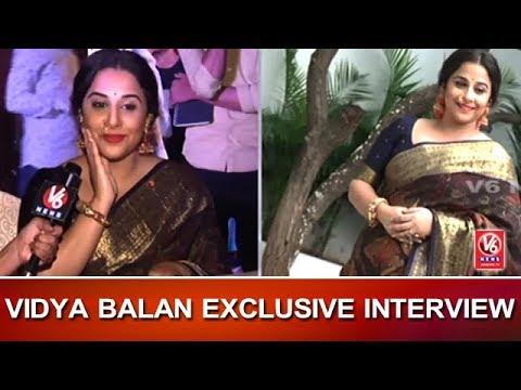Bollywood Actress Vidya Balan Face To Face Exclusive Interview