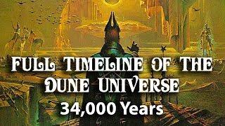 Video Full Timeline of the Dune Universe (34,000 Years) MP3, 3GP, MP4, WEBM, AVI, FLV Juni 2019
