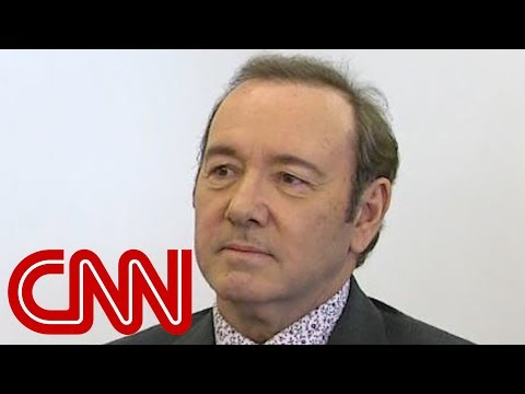 See Kevin Spacey appear in courtroom