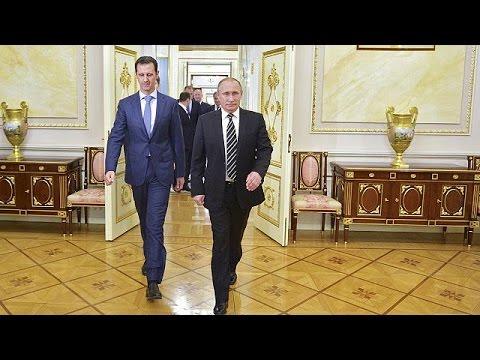 Ρωσία: Δεν είναι θέμα αρχής η παραμονή Άσαντ στην προεδρία της Συρίας