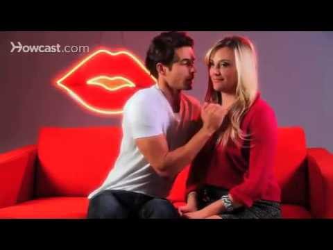 How to Kiss Dirty   Kissing Tips   YouTube