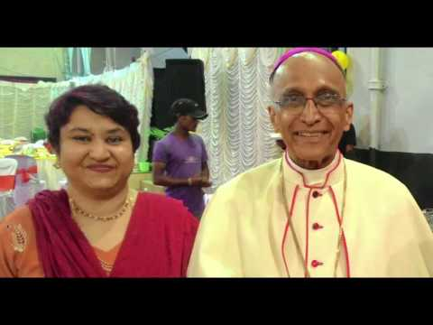 Video Mytri Creations Greetings to Archbishop MOst Rev Dr. Bernard Moras Q download in MP3, 3GP, MP4, WEBM, AVI, FLV January 2017