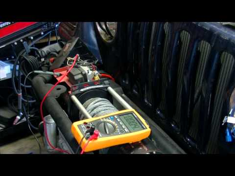 DIY In Cab Winch Controls Installation Jeep TJ 12voltguy